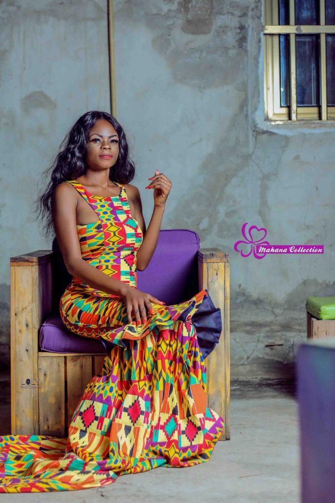 Mahana Collection : (En images) la collection Passion de la maison de mode basée à Lomé