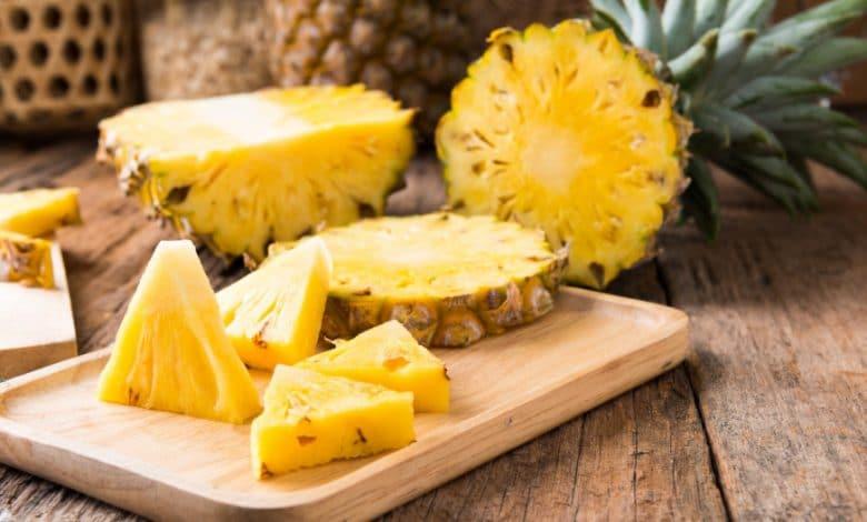Vertus de l'Ananas sur la santé
