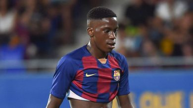 Photo of Football : le joueur de Barcelone Ilaix Moriba dit oui à la Guinée