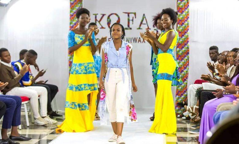 jeune créatrice de mode africaine