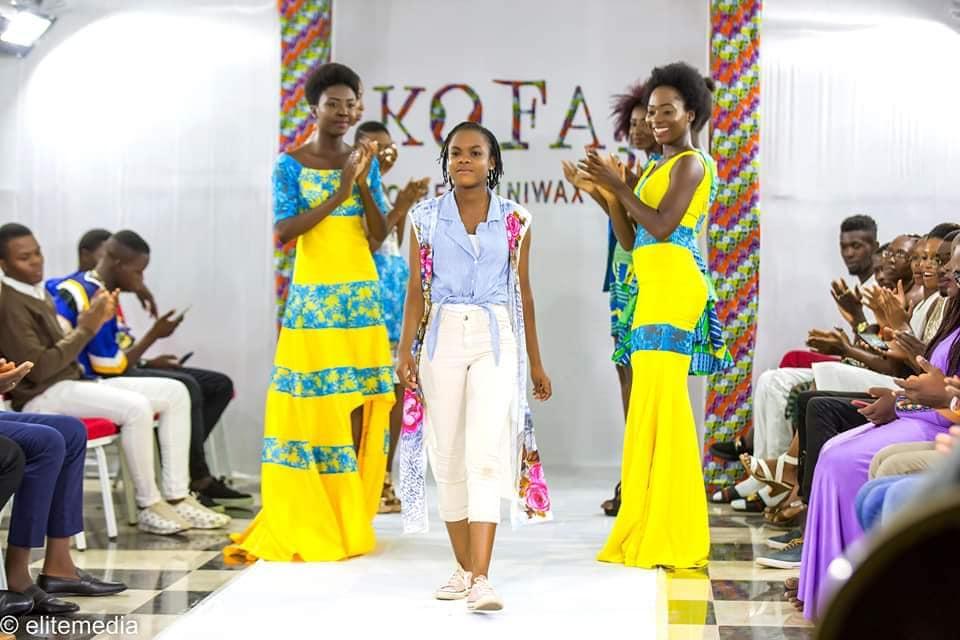 jeune créatrice de mode