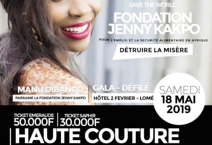 Jenny Kakpo mode togolaise