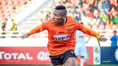Photo of Football : Fodoh Laba offre la victoire à la RS Berkane en finale aller de la Coupe de la CAF