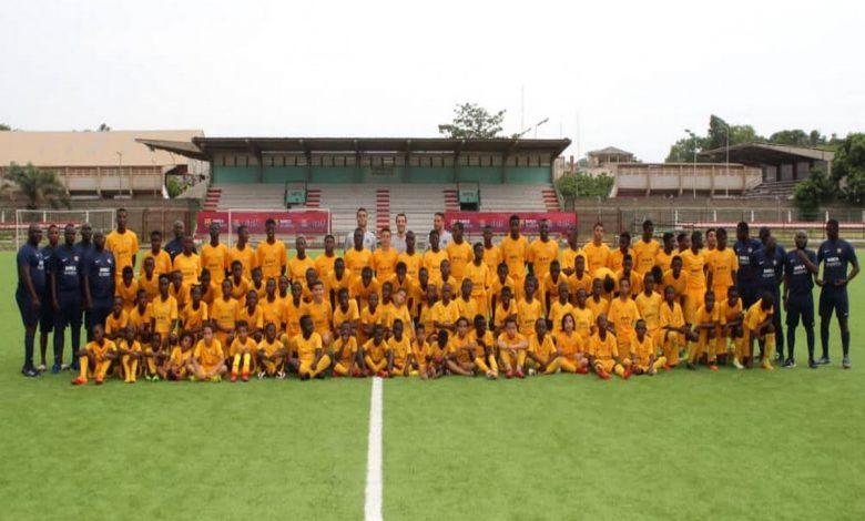 Barça Académie Togo
