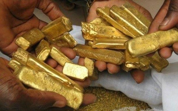producteur d'or en Afrique