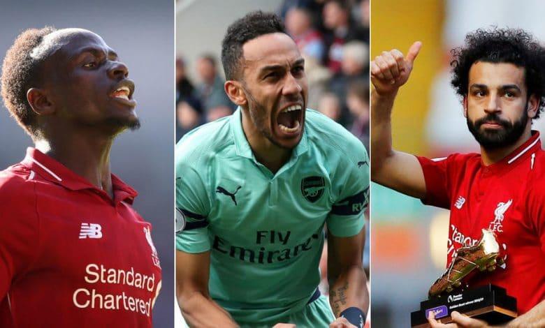 meilleur buteur de Premier League