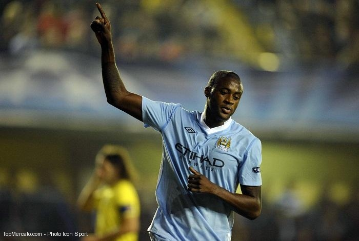 Yaya Touré pose ses valises en Chine