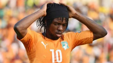Photo of Football : la Côte d'Ivoire sans Gervinho à la CAN 2019