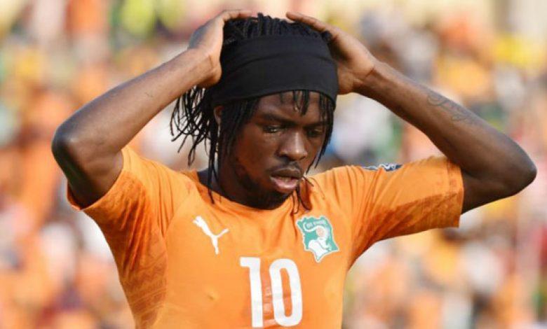 La Côte d'Ivoire sans Gervinho à la CAN 2019