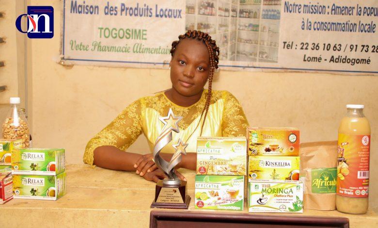 Lucia Allah-Assogba parmi les lauréates du concours gala femmes noires inspirantes