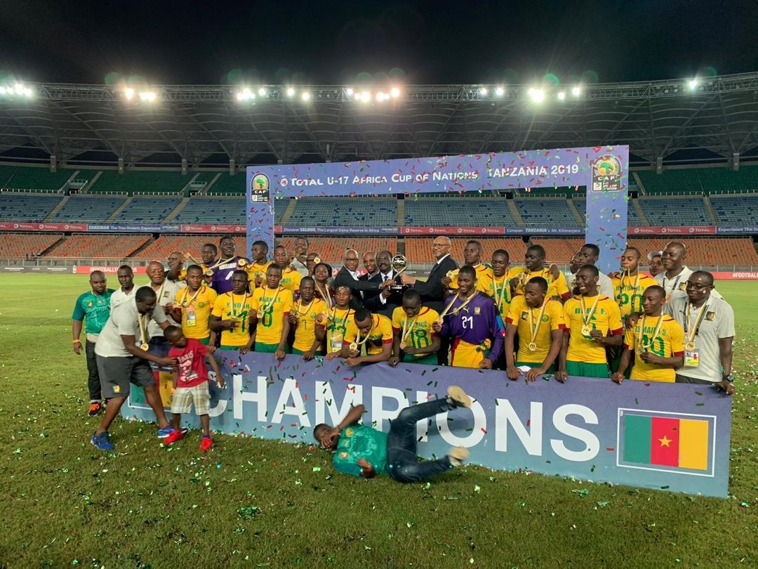 U17 du Cameroun