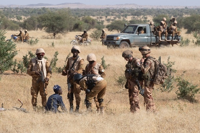 Au Burkina, découverte d'une base logistique terroriste