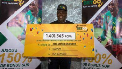 Photo of Cameroun : grâce à Samuel Eto'o, Joel-victor remporte 1.401.545F CFA au Betoo