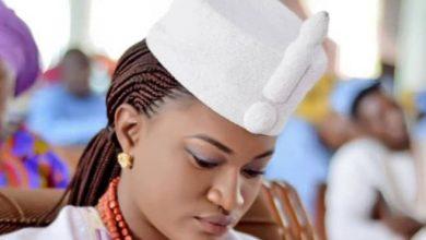 Photo of Nigeria : Taiwo Oyebola Agbona, une jeune femme de 23 ans intronisée reine