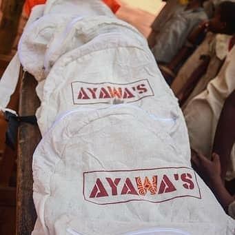 Ayawa's une marque engagée pour la cause des femmes et enfants en situation d'abus