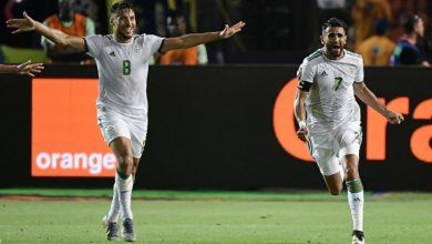 Photo of CAF Awards 2019 : Riyad Mahrez et Belaïli nommés pour le trophée du but de l'année