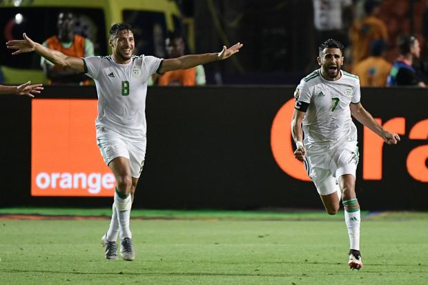 CAF Awards 2019, Riyad Mahrez et Belaïli nommés pour le trophée du but de l'année