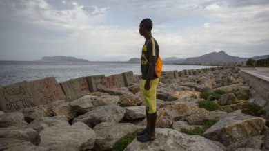 De la Libye à Malte, l'histoire de Taka, un jeune migrant gambien