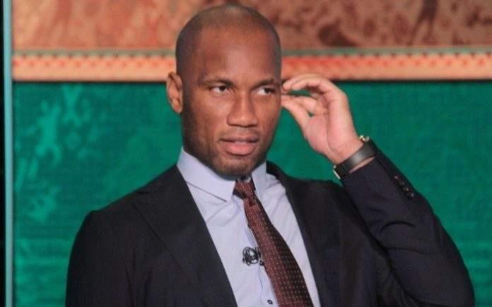 Didier Drogba candidat à la présidence de la FIF