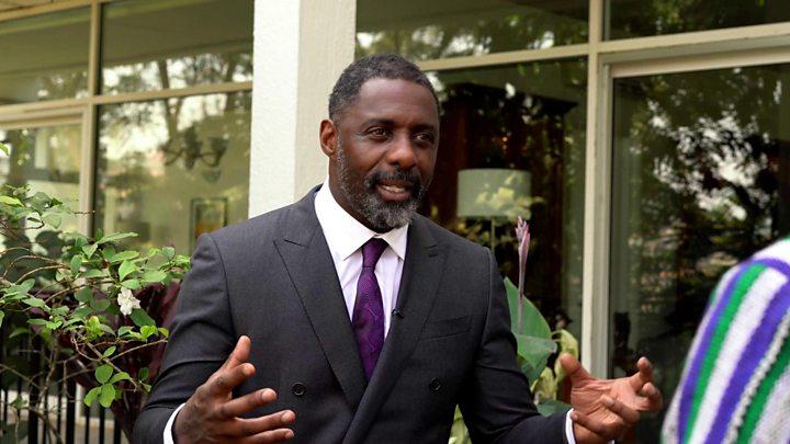 Idris Elba obtient la nationalité Sierra Léonaise