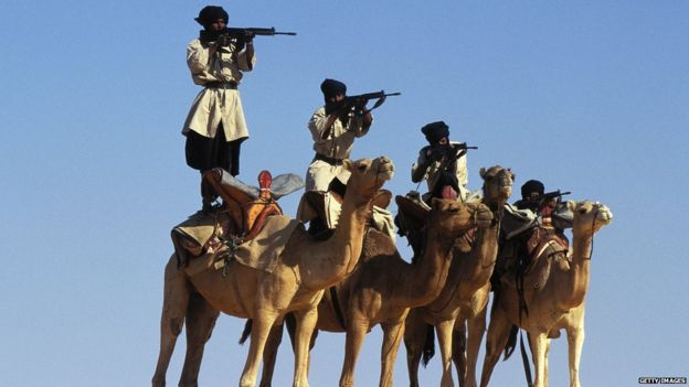 La Mauritanie reçoit 250 chameaux de l'Union Européenne