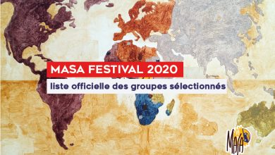 Photo of MASA 2020 : liste officielle des groupes sélectionnés pour le festival