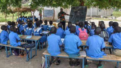 Photo of Mackjourney, 11 ans, va dans une école secrète au Cameroun