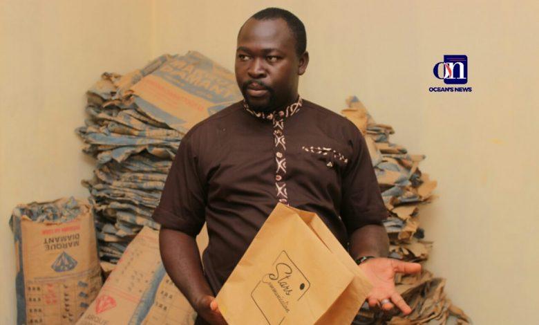 L'entrepreneur Togolais Noussia Kokou Amétépé