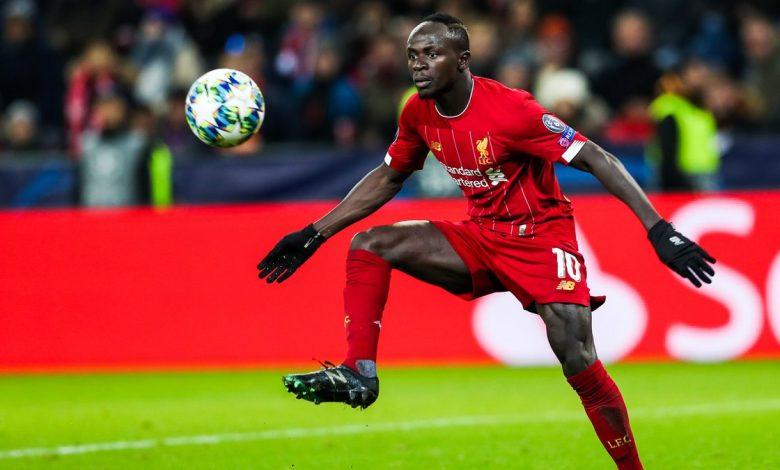Sadio Mané élu joueur de l'année 2019 par le magazine So foot