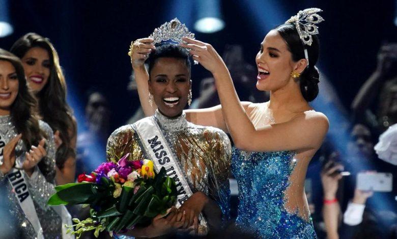 Zozibini Tunzi couronnée Miss Univers 2019