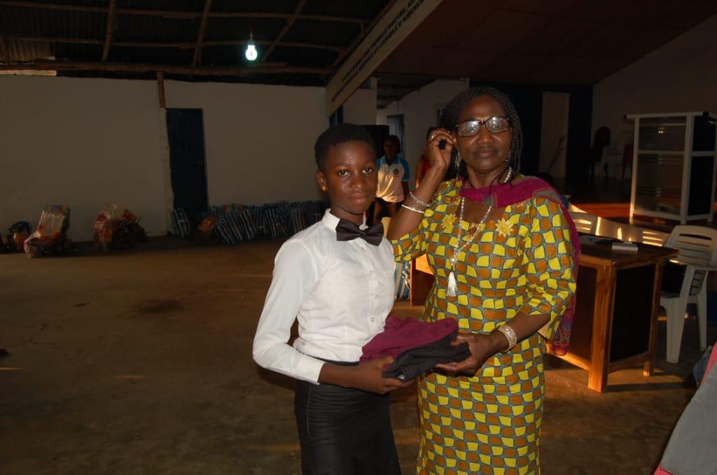 L'ONG Défi du Futur sème la joie dans le cœur des familles