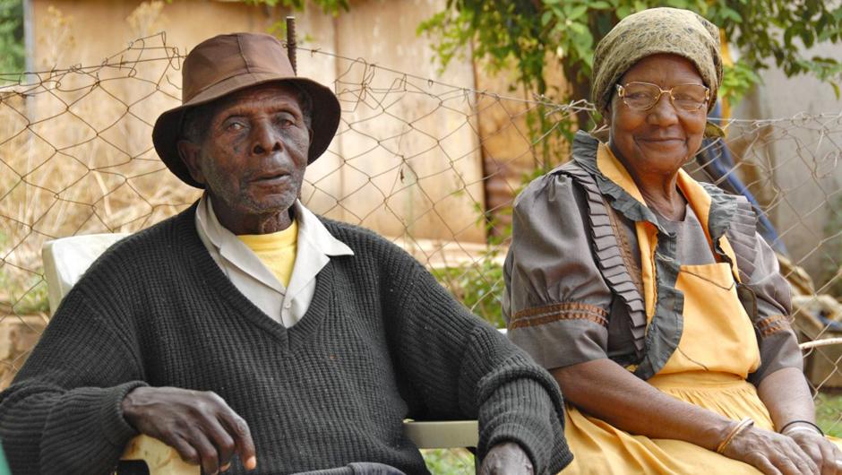 Le respect envers les personnes âgées