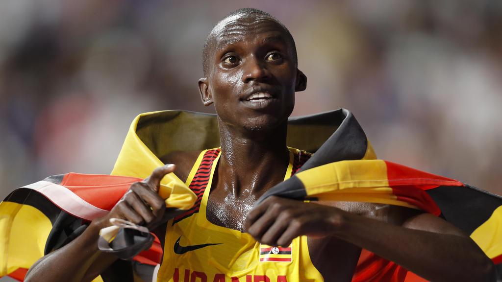 l'Ougandais Joshua Cheptegei bat le record du monde du 5 km