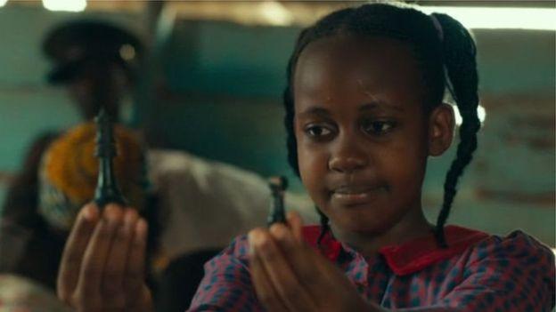 La jeune actrice Ougandaise Nikita Pearl Waligwa meurt à l'âge de 15 ans