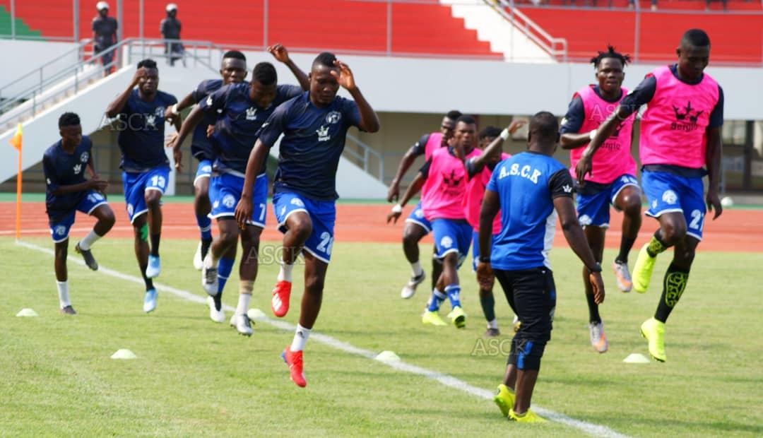 15e journée du championnat national togolais de première division