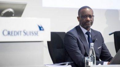 Tidjane Thiam quitte le Crédit Suisse