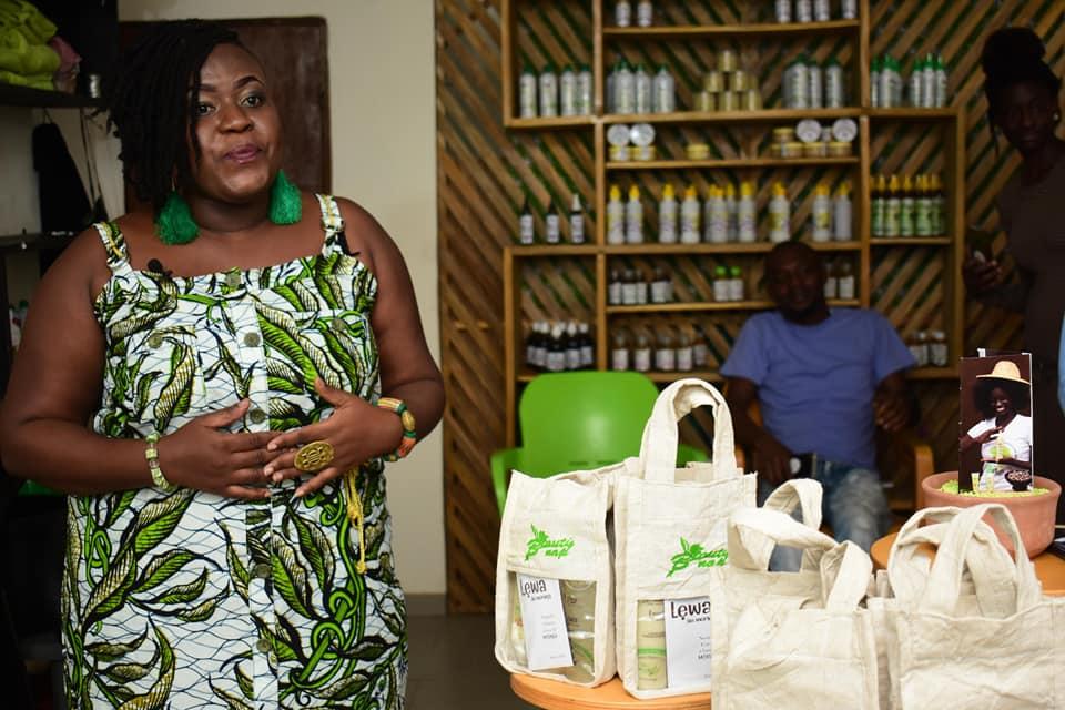 Beauty Nap lance la gamme de produits Lewa