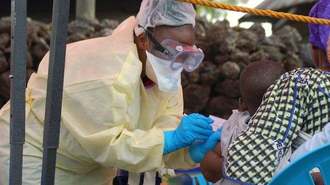 Everbo, le vaccin anti-Ebola homologué dans quatre pays africains
