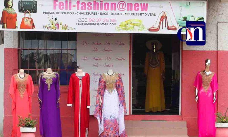 Feli Fashion New, votre boutique de vêtements pour femmes