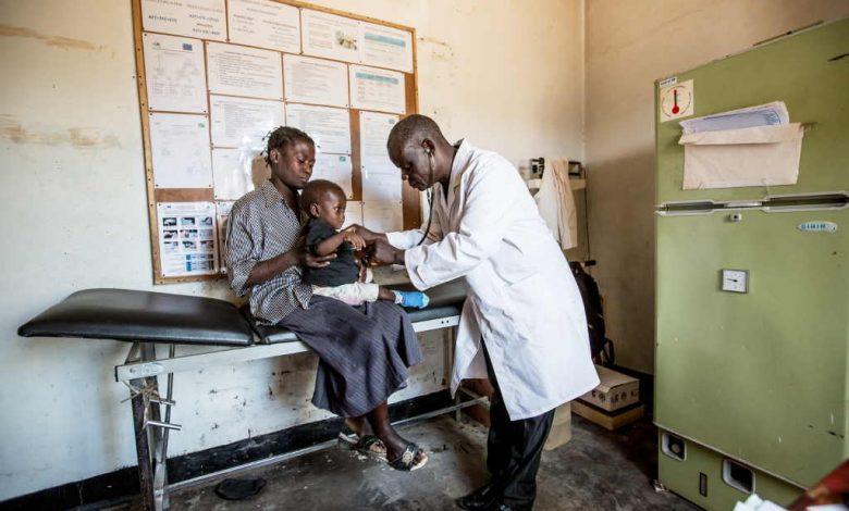 Inauguration d'un Centre de santé à Kanyikopé