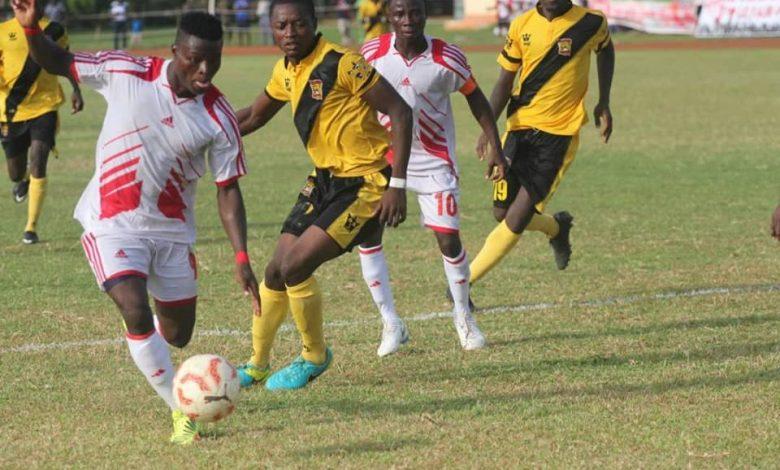 La 16e journée du championnat national togolais de première division reportée