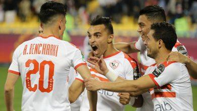 Photo of Le Zamalek bat l'ES Tunis et remporte la Supercoupe d'Afrique
