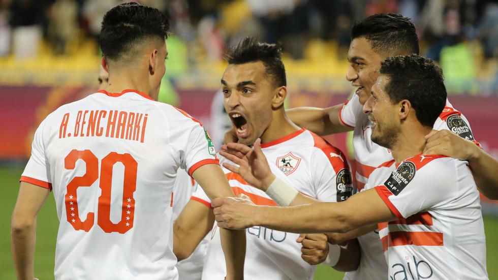 Le Zamalek bat l'ES Tunis et remporte la Supercoupe d'Afrique