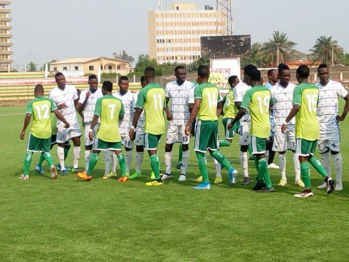 Football : le championnat national togolais de première division reprend ce mercredi