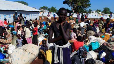 Les réfugiés soudanais sont évacués vers un nouveau camp