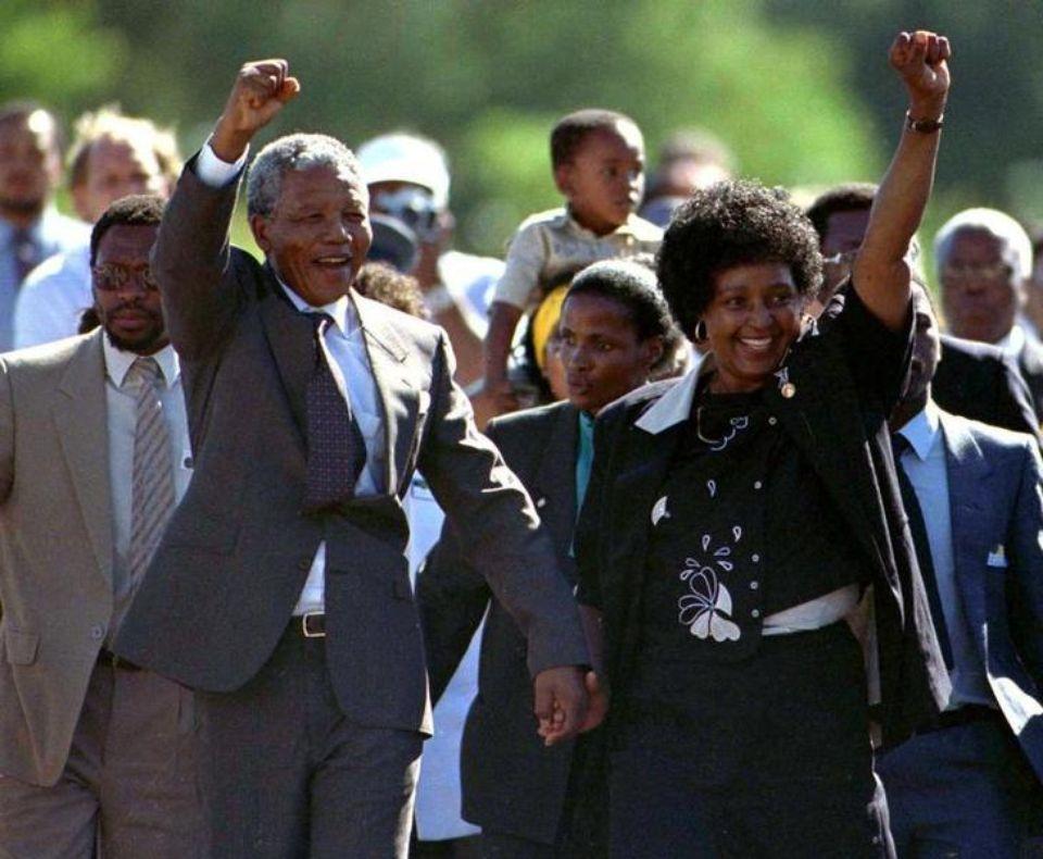 Nelson Mandela, 30 ans après sa libération