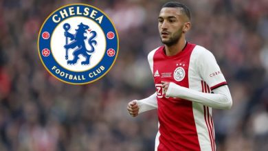 Photo of Transfert – Officiel : Hakim Ziyech rejoint Chelsea !