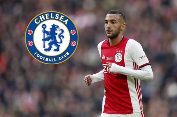 Officiel Hakim Ziyech rejoint Chelsea !