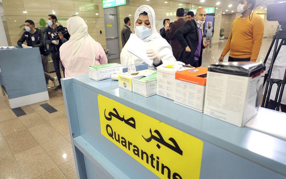 Premier cas de coronavirus détecté en Afrique