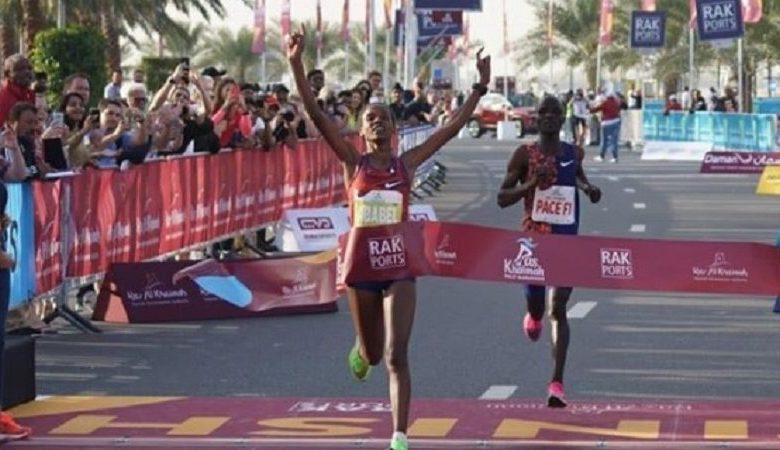 Ababel Birhane explose le record du monde du semi-marathon féminin